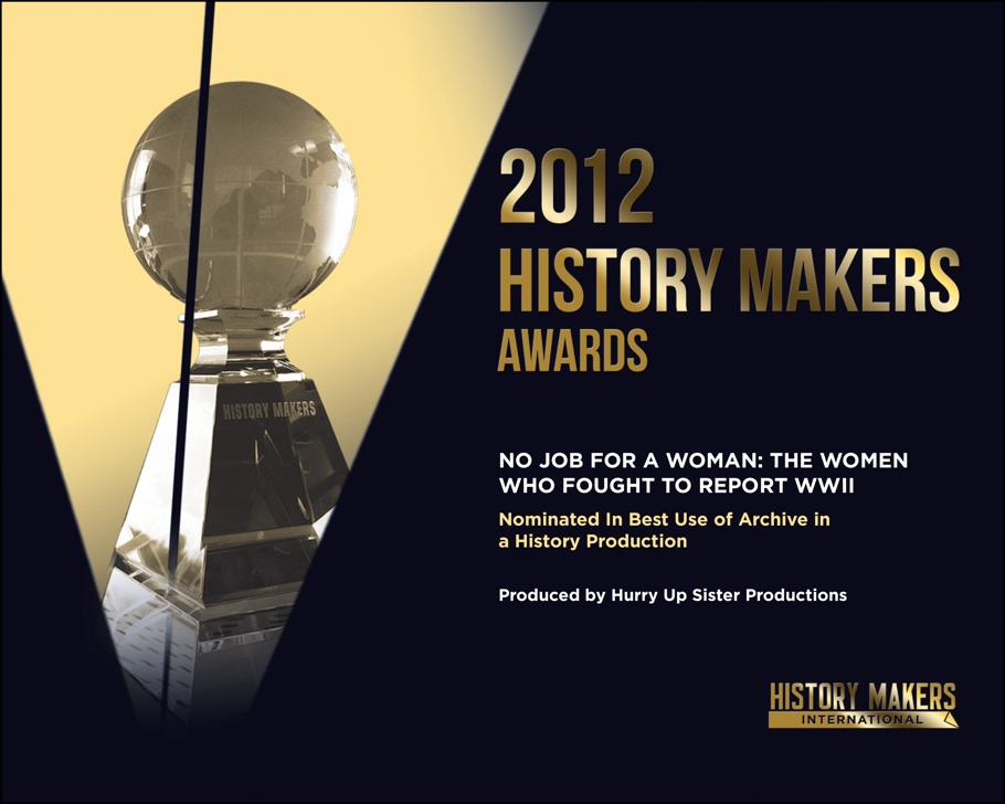 2012 History Makers Awards